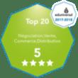 Euridis 5ème du classement smbg 2017-2018