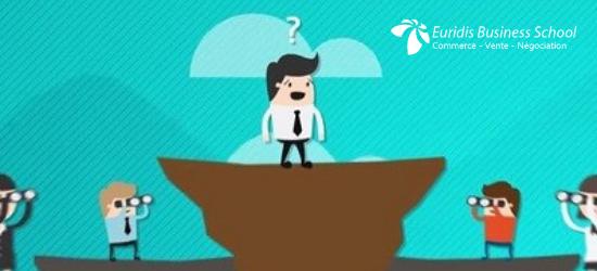 employabilité à la sortie du bachelor vente et négociation commerciale