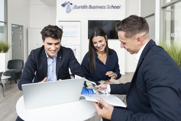 Admission en Bachelor, Mastère et MBA : le concours