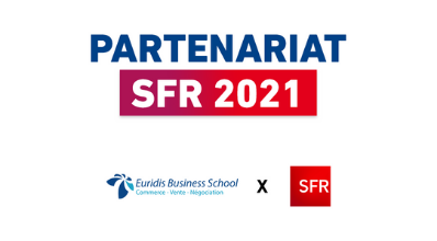 Partenariat SFR x Euridis Business School 2021
