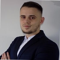 Ambassadeur  Valentin CHAMPEAU de l'école Euridis Business School