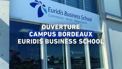 Première rentrée pour le campus de Bordeaux