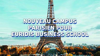 Le campus Paris La Plaine déménage